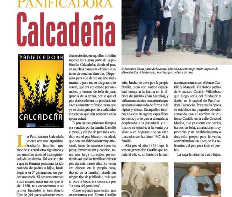 Reportaje de la Revista Ayer y Hoy